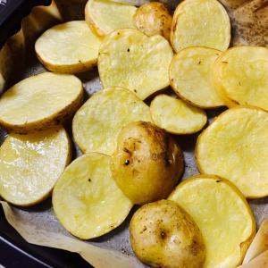 アラジントースター簡単レシピ*ポテト