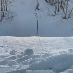北海道*ダイヤモンドダストとスキー用品