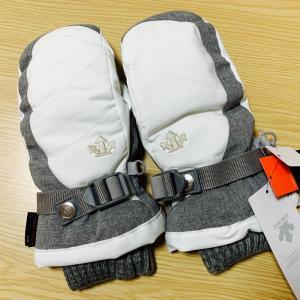 スキーの手袋