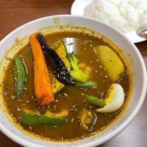 北海道*スープカレー