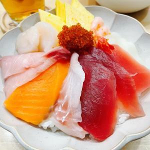 北海道*おうちで生ちらし寿司