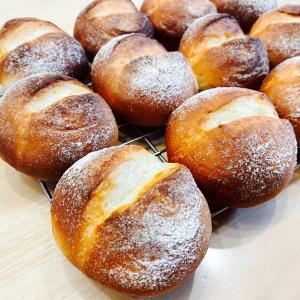 手作りパン*ソフトフランス&クリームチーズパン