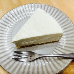 手作りスイーツ*レアチーズケーキ完成