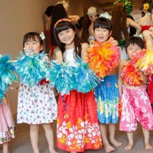【大阪・高槻】子供も自然に踊りだしちゃう!フラ&タヒチアン教室