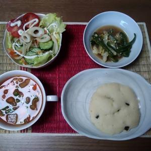 7/27の朝ご飯とランチ☆