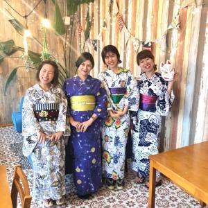 夏の最後のお楽しみ♪湯の山温泉「御縁日」東海女子と行ってきました!