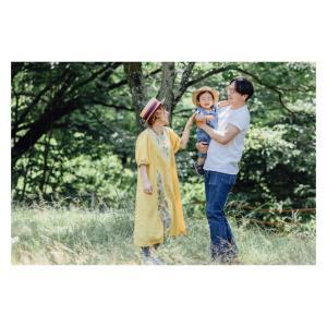 2歳バースデイ♡ と1歳記念の家族写真♡