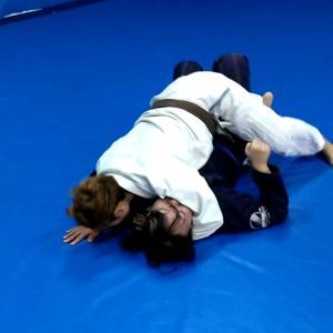 6月21日日曜柔術クラス