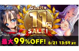 美少女ゲームが11円で購入することができます!