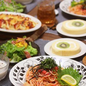 【献立】明太子パスタ。~主婦には「美味しく食べて欲しい日」と「一刻も早く作り終えたい日」がある~