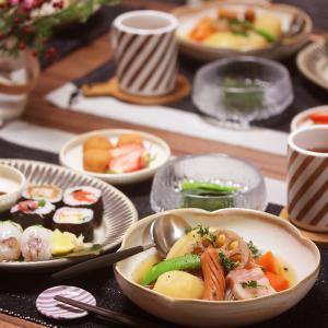 """【献立】ポトフとお寿司。~年を重ねると""""コンパクト""""に憧れる~"""