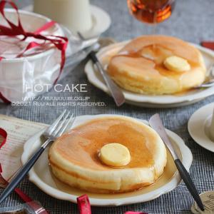 【ホットケーキ界のUMA】ホットケーキなのにサクサクふわふわ。フランス菓子のような製法で作られた熊木ホットケーキ店さんのフランス式ホットケーキ。@PR