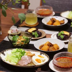 【献立】広島つけ麺。~夫に欲しい装備~