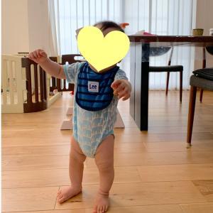 生後10カ月☆歩いた!