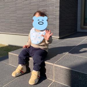 息子 1歳3ヵ月☆