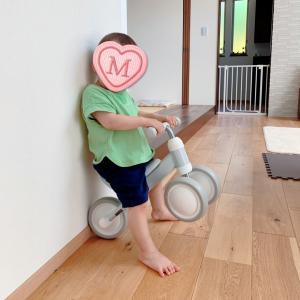 1歳9ヵ月〜断乳☆