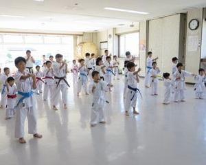 日曜空手 屯田教室