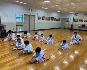 宮の沢教室 八軒教室 秋期昇級審査会