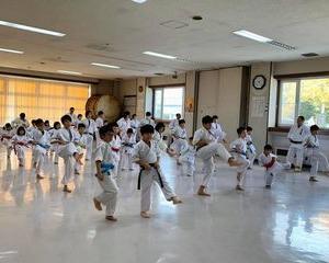屯田教室 新琴似・新川教室 秋期昇級審査会