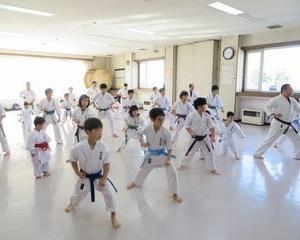 日曜空手 屯田教室 新琴似・新川教室