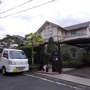 筑紫野市光が丘でヤマモモ、モミジ、コニファー、トキワマンサクの生垣を剪定しました。