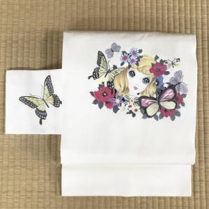 コレクションライン手描き帯シリーズ