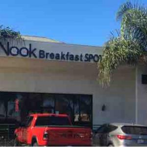 The NOOK breakfast spot @Lomita