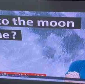 またまた前澤さんにメディアが注目⁉︎ 私を月に連れてって