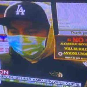 マスクあるある、あるよねー