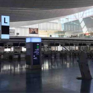 こんな羽田空港、見たことないね…