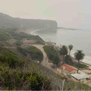 海沿いトレイル Abalone Cove @ Palos Verdes