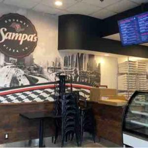 久しぶりに美味しいピザに出会った〜!Sampa's Pizza @Lomita