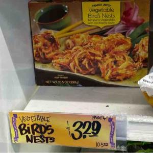 野菜のかき揚げ $3.29 @ Trader Joe's