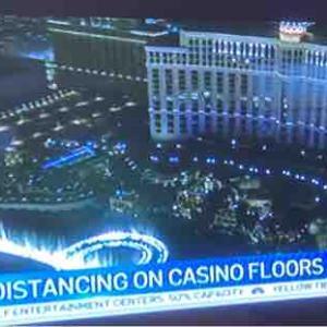 さすが…Las Vegas アグレッシブに開いていく