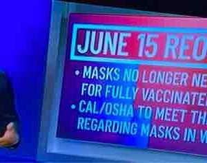 いよいよ明日がカリフォルニアのX-Day‼︎ でもポケットにはマスク
