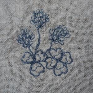 刺繍サンプラー