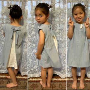 可愛い子供服モデルさん達♪