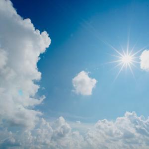 朝っぱらから、暑い… 今週も体調第一でいきましょう