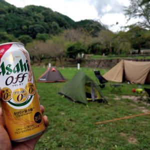 久し振りのキャンプ in 笠置キャンプ場