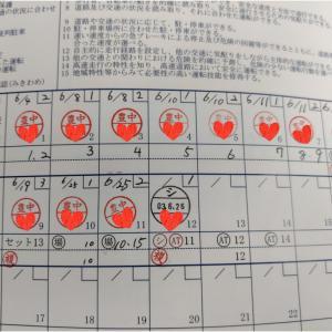 普通自動二輪持ちおっさんの普通自動車(MT)免許取得日記 〜2段階 14時間目~