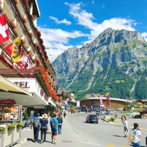 スイスの絶景ルートの旅♬