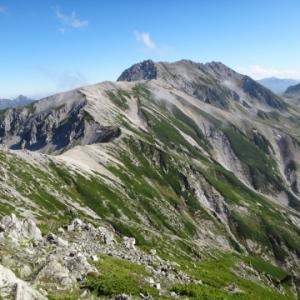 2年前のリベンジ! 奥大日岳と立山三山
