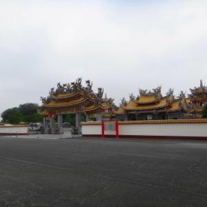 県内にいながら気分は台湾旅行 聖天宮