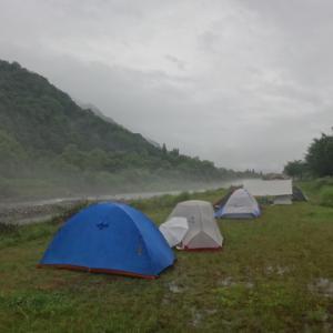 東北登山遠征(後編・4日目5日目)! 月山・蔵王山 大井沢キャンプ場泊