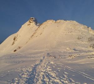 今年も武尊山の稜線でテント泊