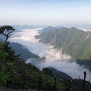出張ついでに百名山・大台ケ原山と飛鳥路散策