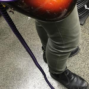 【G-SPOT CABLE】ギター用カールコードを極少数生産!