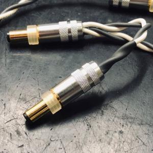 【9Vパワーサプライで18V出力】ボルテージダブラーDCケーブルの作り方