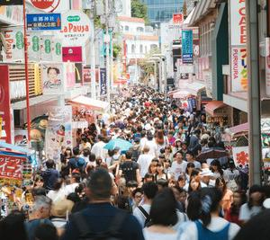 東京で働く最大のメリットは世界一のマーケットに触れられること