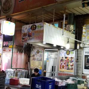 釜山三大チキン屋さんのボリューム満点チキンをテイクアウト@オボットンタッ